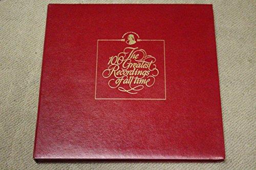 100 Greatest Recordings of All Time Vol. 21/22: Legendary Operatic Voices: Caruso/Sembrich/Scotti/Ponselle/Martinelli/Pinza/Chaliapin/Melchior/Traubel/Flagstad/Farrell (Vinyl) (The 100 Greatest Recordings Of All Time)