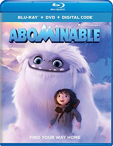 Halloween Movies For Kids 2019 (Abominable [Blu-ray])