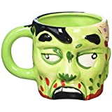 OliaDesign ZOMB Ceramic Zombie Mug . Mugs, White