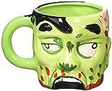 zombie coffee mug - OliaDesign ZOMB Ceramic Zombie Mug Mugs, White