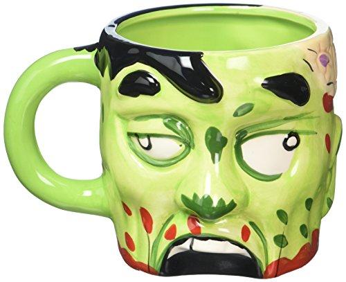 zombie head cookie jar - 7