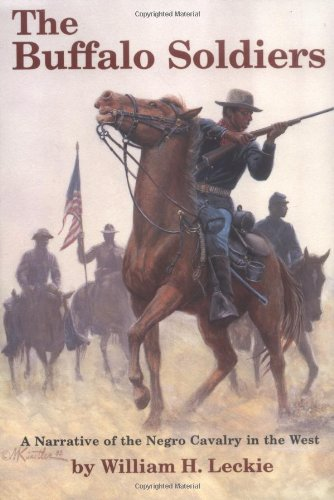 The Buffalo Soldiers: A Narrative of the Negro Cavalry for sale  Delivered anywhere in USA