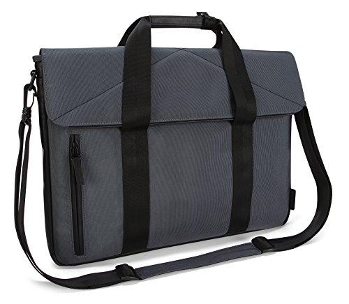 Targus T-1211 Slim Case for 15.6-Inch Laptops, Gray (TST59504)