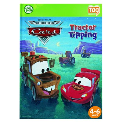 Disney/Pixar Cars Tractor Tipping