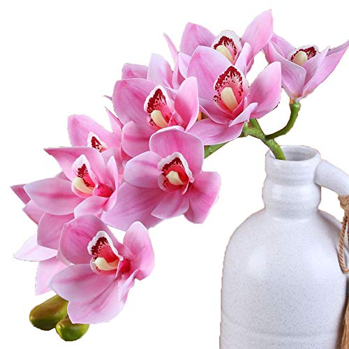 Furnily 3 Pcs Artificial Flowers 29.5