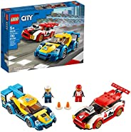 LEGO City Racing Cars 60256 Fun, Buildable Toy for Kids, New 2020 (190 Pieces)