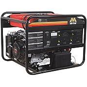Mi-T-M GEN-7500-0MHE Gasoline Generator, 7500W Maximum AC Output
