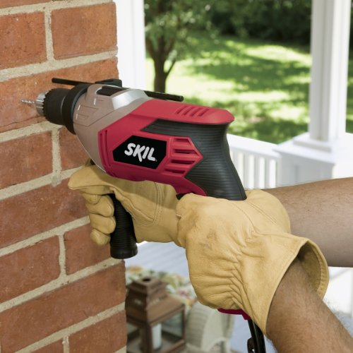 Using a Hammer Drill