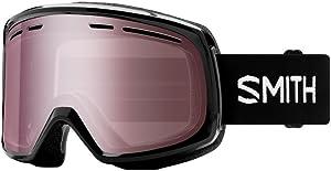 Smith Range Snow Goggle - Black - Ignitor Mirror