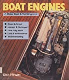 Boat Engines, Hewitt, Dick, 0906754828