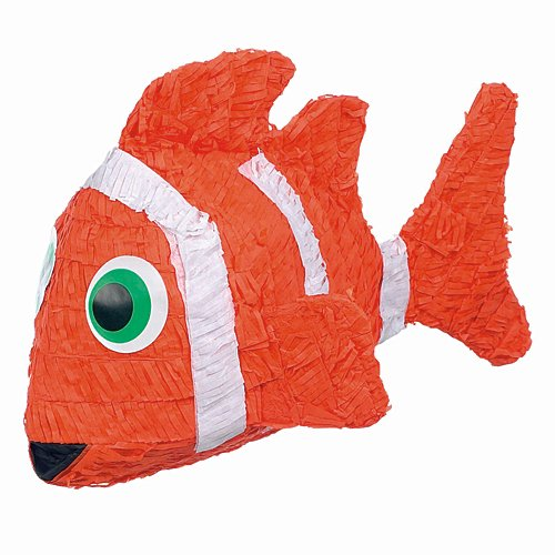 Clown Fish Birthday Pinata by Shindigz ()