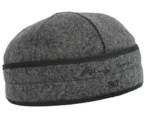 f66da70fe35 Amazon.com  Stormy Kromer Men s Brimless Wool Cap  Clothing