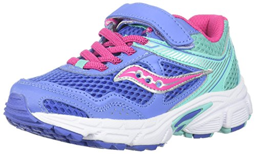 saucony kids' preschool cohesion 10 ac running shoes