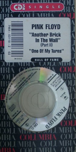 Another Brick in the Wall (Part II) / One of My Turns (3 inch CD single)