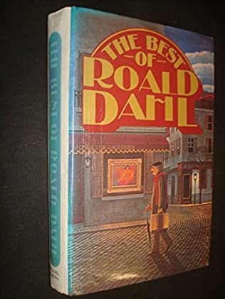 book cover of The Best of Roald Dahl