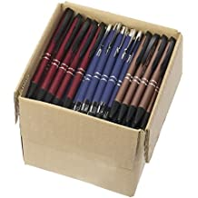 5lb Box Of Assorted Misprint Ink Pens Bulk Ballpoint Pens Retractable Metal Lot Wholesale