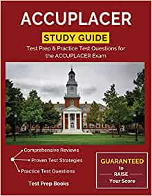 Accuplacer Arithmetic Test: Practice & Study Guide Course ...