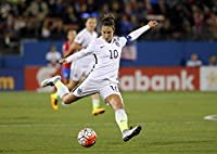 Carli Lloyd Sports Poster Photo Limited Print Sexy Celebrity USA Olympic Soccer Women Athlete Size 8x10 #1