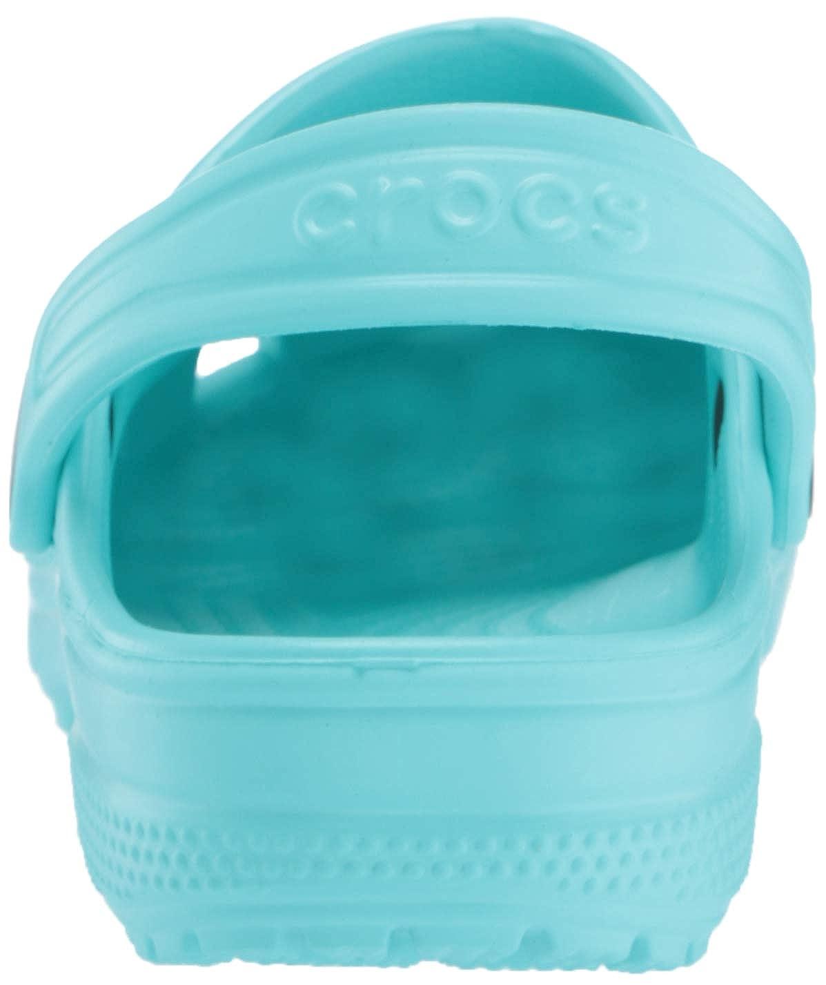 23//24 EU Bleu Crocs Classic Clog Pool Sabots Mixte Enfant