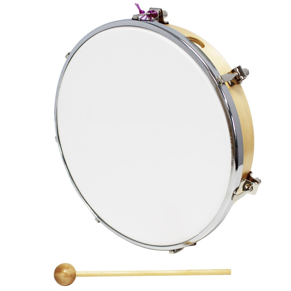 Percussion Plus 10 inch Tunable Drum PP877