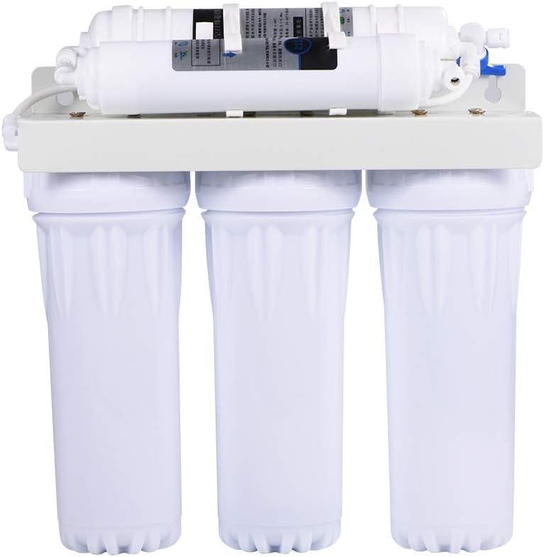 Zerone Sistema de Filtración de Agua de ósmosis Inversa, Filtro de ...