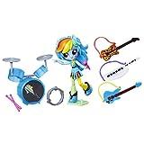 Mlp Eg Minis Rainbow Dash Music Class Doll