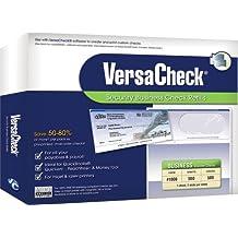VersaCheck Refills Form # 1000 Business Standard Check, Blue Prestige,500 Sheets/500 Checks