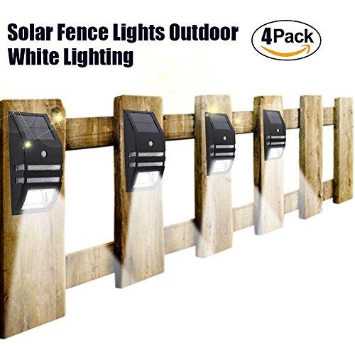 Deck Lighting Sconces - 7