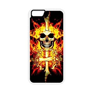 "EZCASE Skull Phone Case For iPhone 6 Plus (5.5"") [Pattern-4]"