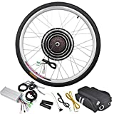 Triprel Inc DYI 48v 1000w Rear 26 Inch Wheel Electric Bicycle Motor Conversion Kit