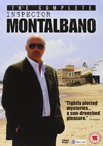 Inspector Montalbano (Complete Collection) - 13-DVD Box Set ( Il commissario Montalbano ) ( Detective Montalbano - Collections 1-6 ) [ NON-USA FORMAT, PAL, Reg.2 Import - United Kingdom ] ()