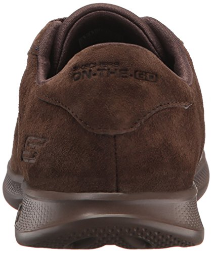 Skechers Performance Womens Go Step Lite Deluxe Chocolate