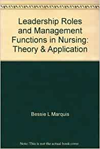 applying nursing theory to guide leadership Leading, managing, caring 62 this chapter reviews historical and current  leadership theories and  disagreements can be productive and lead to new  ideas, or they  as a newly qualified and inexperienced nurse, i applied the  same sort of.