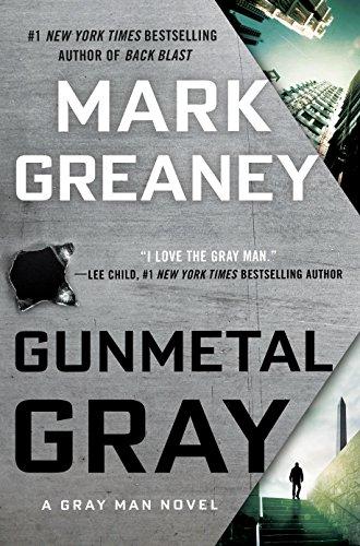 Gunmetal Gray (Gray Man) - Gunmetal Metal