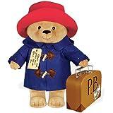 """Paddington Bear 16""""Soft Toy w/ suitcase"""
