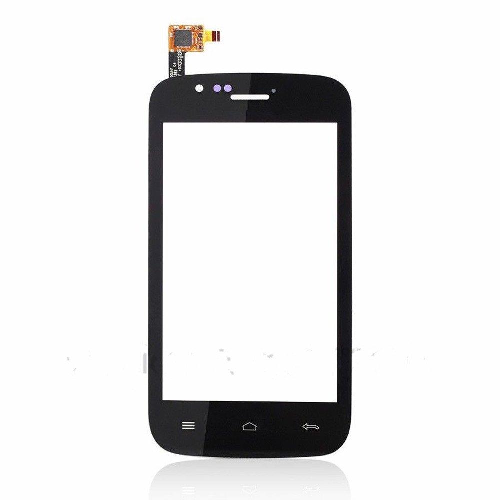 Digitizer Touch Screen For BLU Advance 4.0 A270a A272a — Black White Glass Screen Replacement / Repair Parts (Black)