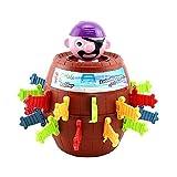 Crazy Dream Pop Up Pirate Game Kids Toys