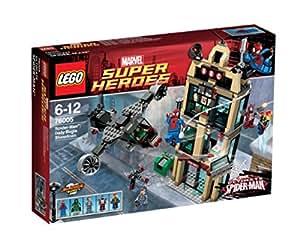 LEGO Super Heroes 76005 Marvel Spider-Man: Encuentro en el Daily Bugle