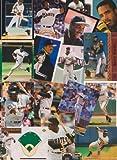 Barry Bonds / 50 Different Baseball Cards Featuring Barry Bonds