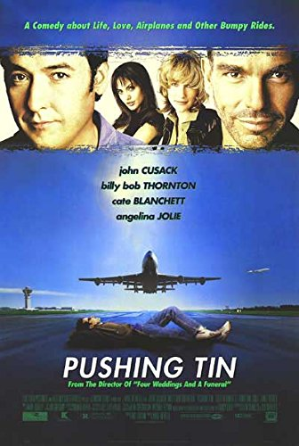 Pushing Tin - Authentic Original 27