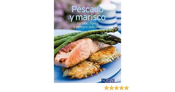 Pescado y marisco: Nuestras 100 mejores recetas en un solo libro eBook: Naumann & Göbel Verlag: Amazon.es: Tienda Kindle