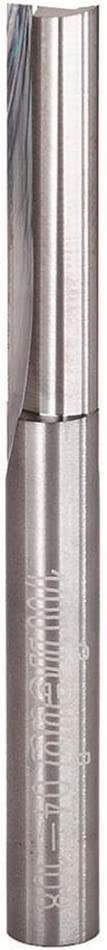 "B0000225VS Freud 1/4"" (Dia.) Double Flute Straight Bit with 1/4"" Shank (04-108) 51pPnvpqEHL"