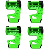 Wedge-It - The Ultimate Door Stop - Green (4 Pack)