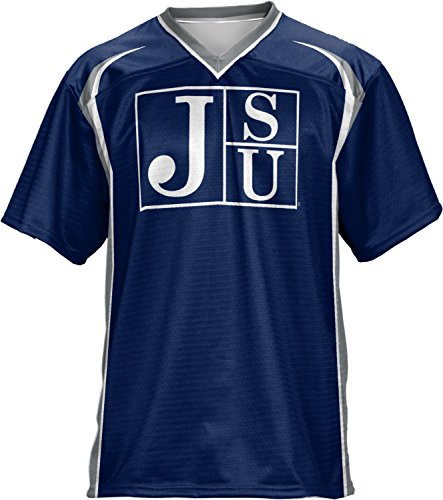 Jackson State Football (ProSphere Jackson State University Men's Football Fan Jersey - Wild Horse FCF41)