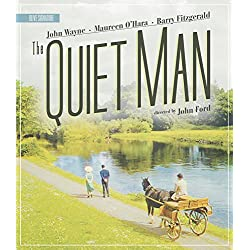 Quiet Man [Olive Signature Blu-ray]