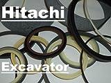 4206019 New Hitachi Excavator Arm Cylinder Seal Kit EX200 EX200LC Rod & Bore
