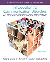 Introduction to Communication Disorders, 5th Edition