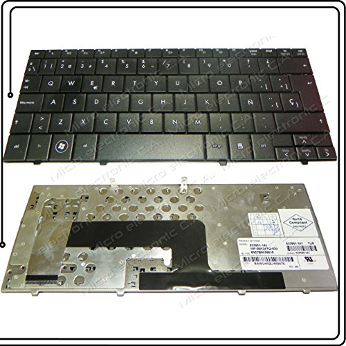 Click to buy NEW Replacement Black Laptop Notebook Keyboard for HP Compaq Mini 110 110-1000 110-1020 110C-1000 MP-08K33A0-930 537976-171 Keyboard Teclado Spanish español - From only $19.99