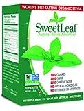 SweetLeaf Natural Stevia Sweetener, 70 Packets