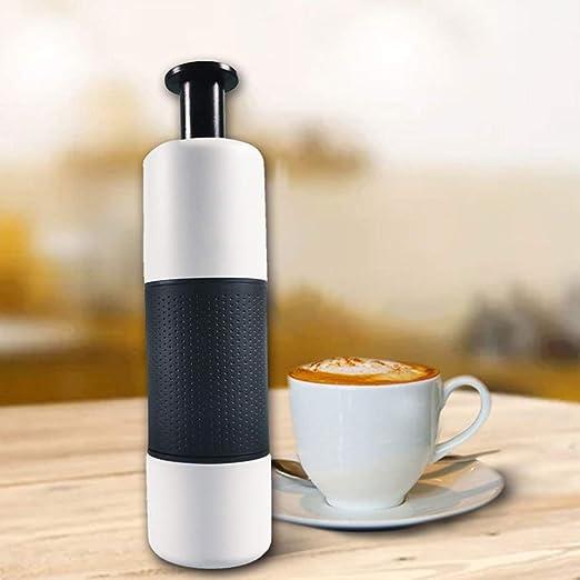 beiguo xia Kitchen Tools & Gadgets, cafetera concentrada portátil a presión Manual para Hacer cápsulas: Amazon.es: Hogar